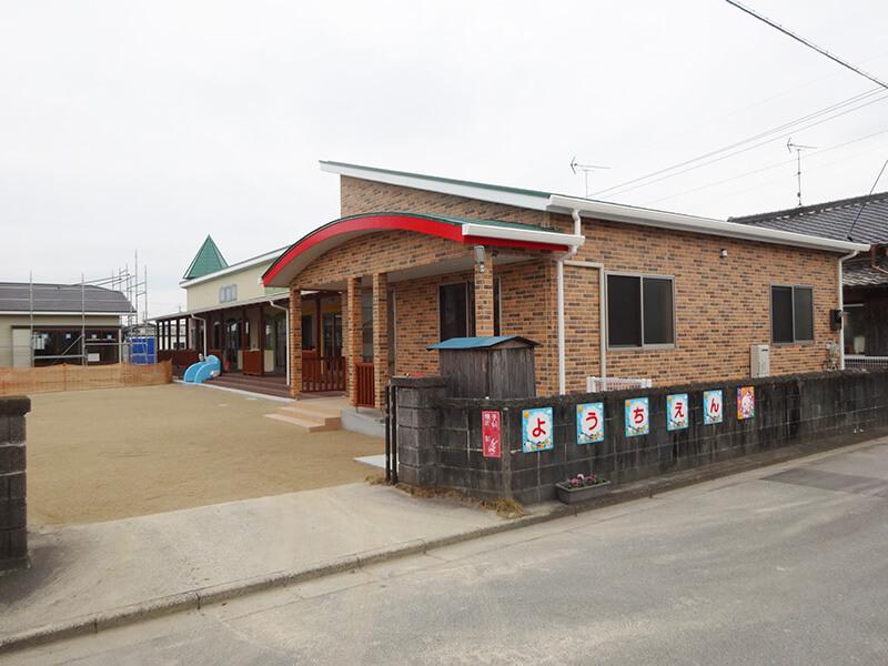 幼稚園 新築